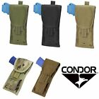 Condor Tactical MOLLE PALS Universal Vertical Pistol Pouch Holder Holster MA10