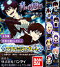 Bandai Blue Exorcist Ao no Figure Key Chain Keychain Swing Plate