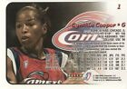 2000 SkyBox Dominion WNBA Basketball Cards Pick From List