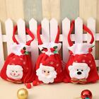 Cute Xmas Christmas Party Decor Gift Bags Sweet Candy XMAS Stocking Handbag LD