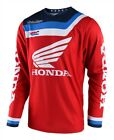 Troy Lee Designs 2018 GP Air Prisma Honda Red Race Jersey Shirt Motocross