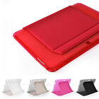"Flip Wallet holder Leather Case Cover For Samsung Galaxy Tab 4 10.1"" SM-T530"