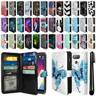 For LG V20 VS995 H990 LS997 All-In-One Premium Leather Wallet Cover Case + Pen