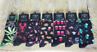 MENS K BELL SOCKS SOX FOOD Burgers Beer Pong Pot Lobster Size 10-13 You Choose