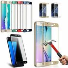 For Samsung Galaxy S7 Edge S6 S8 Edge Plus Tempered Glass Screen Protector