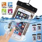 Underwater Waterproof Universal Pouch Dry Bag Case Cover with Neck Strap Gift