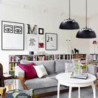 Industry Style Pendant Light Fixture Modern Metal Factory Ceiling Hanging New
