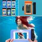 Chic Waterproof Mobile Phone 6s/6s plus Dry Bag Case Cover Underwater Pouch