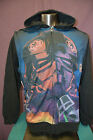Mens Licensed Star Wars Jacket Hoodie W/Removable Sleeves New XL $12.99 USD