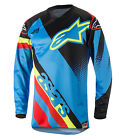 18 Alpinestars Cross Kinder Jersey Shirt Racer Braap Supermatic mx motocross BMX