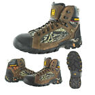 "Caterpillar Men's Waterproof 5"" Hoit Mid WP Work Boots Leather"