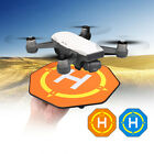 Mini Palm Landing Pad Field Helipad Parking Apron for DJI Spark Drone Bluelans