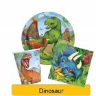 DINOSAUR (Party Tableware, Banners, Balloons & Decorations) UQ