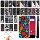 For Alcatel Dawn 5027/ Streak/ Ideal Ultra Thin Clear TPU Case Phone Cover + Pen