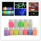 20g Glow in the Dark Acrylic Luminous Paint Bright Pigment Party Decoration New