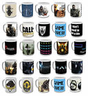 GAMING PS4/Xbox/PC/General - MUGS (Ceramic) Official/Merchandise/Gift/Birthday