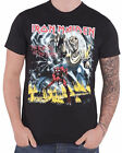 IRON MAIDEN The Number Of The Beast T-SHIRT OFFICIAL MERCHANDISE