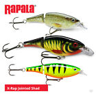 Rapala X-Rap Jointed Shad Lures - Pike Zander Salmon Bass Trout Fishing Tackle