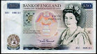 Real money bank of england currency £50 fifty pound banknotes 1981 1988 1991