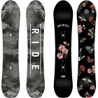 Ride Hellcat Women's Snowboard Hybrid Freestyle Rocker Board 2018 NEW