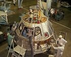 Apollo 1 Command Module CSM-012 under construction 1966 Photo Print