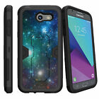 For Samsung Galaxy J3 Emerge | Luna Pro (2017) Case Holster Clip Stand Camos