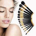15pcs Makeup brushes Fashion professional beauty of the Foundation make-up tools