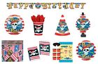 PIRATE TREASURE Birthday PARTY NEW Tableware Balloons Decorations Supplies