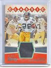 2016 Classics Rod Woodson JERSEY / 99 Pittsburgh Steelers CLASSIC MATERIAL