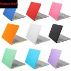For Macbook Air 11 13 inch Laptop Hard Matte Rubberized Shell Case Cover EF WS