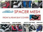 Custom Fit Front & Rear Coverking Spacer Mesh Seat Covers for Chevy Tahoe