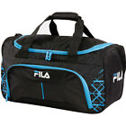 Fila Fastpace Small Duffel Gym Sports Bag 2 Colors Gym Bag NEW
