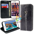 Premium Synthetic Leather Wallet Case for Apple iPhone 6 6S 6+ Plus Card Stand