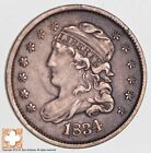 1834 Capped Bust Half Dime *2704