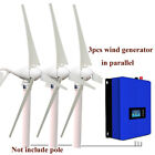 ECO 400W Wind Turbine Generator + 1KW DC 22V - 65V Wind Grid Tie Inverter Home