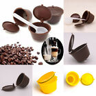 Reusable Coffee Capsules Cup Filter For Dolce Gusto Refillable Nescafe Holder