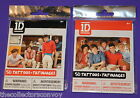 One Direction 1D Fashion Pack (50 temporary tattoos accessories) Harry Styles