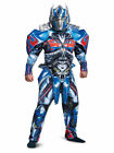Transformers - The Last Knight - Optimus Prime DELUXE Adult Costume