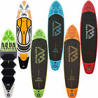 Aqua Marina SUP Stand Up Paddle Boards inflatable Paddelboards inflatable NEW