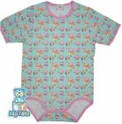 BIG TOTS PINK SHEEP adult size bodysuit baby fabric *