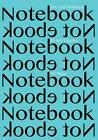 Dot Grid Notebook 1/8 Inch Squares 160 Pages: Notebook Not eBook with Turquoise