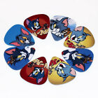 Lot Musical Accessories Tom and Jerry Acoustic Electric Guitar Picks Plectrums