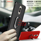 Adsorption Magnetic Car Case Soft TPU Cover Ring Holder For Huawei Mate 9 10 Pro