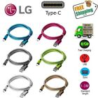 Braided USB Type-C USB-C Charger Charging Cable for LG Google Nexus 5X 5.2