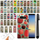 "For Samsung Galaxy Note 8 N950 6.3"" Ultra Thin Clear Soft TPU Case Cover + Pen"