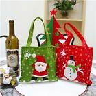Santa Pants Christmas Candy Bags Wine Stocking Bottle Gift Bag Xmas Decoration D