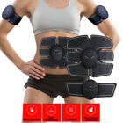 EMS Arm Abdominal Muscle Stimulator Fitness Training Gear Abs Fit Training Belt image