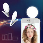 2017 Mobile Phone Fill Light Self-timer Flash Lights Camera LED Beauty Lamp MZZ
