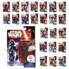 "Star Wars The Force Awakens 3.75"" Poseable Action Figure Collection Boys Girls £8.99 GBP"