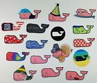 Vineyard Vines Variety of Whale Stickers **NEW STYLES ADDED**